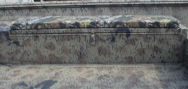 Camouflage And Black Custom Fitted Atv Seat Covers Atv