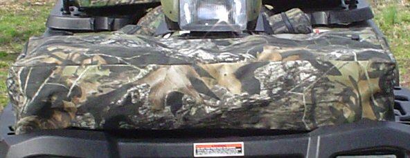 Camouflage atv Front Rack Bag